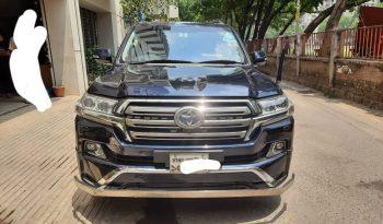 Toyota Land Cruiser VX V8 2016 full